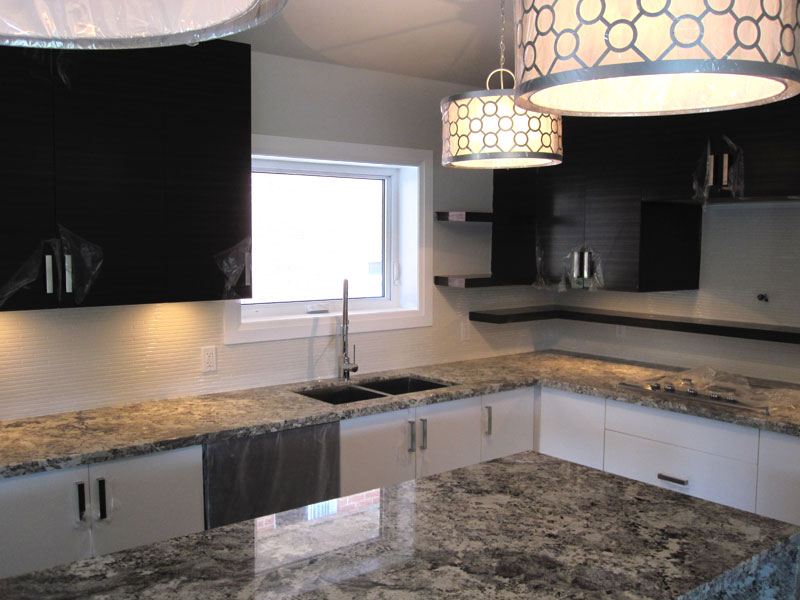 Kitchens & Back Splashes